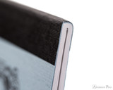 APICA CD11 Notebook - A5, Lined - Light Blue thread binding