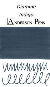 Diamine Indigo Ink Color Swab