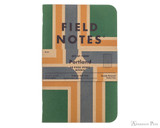Field Notes Notebooks - Portland (3 Pack)