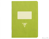 Clairefontaine 1951 Staplebound Notebook - 5.75 x 8.25, Lined - Green
