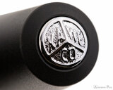 Kaweco AL Sport Fountain Pen - Black - Cap Jewel