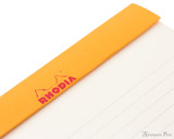 Rhodia No. 16 Premium Notepad - A5, Lined - Red perforations