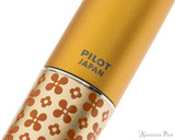 Pilot Metropolitan Fountain Pen - Retro Pop Orange - Imprint