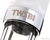 TWSBI ECO Fountain Pen - White - Cap Band 1