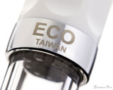 TWSBI ECO Fountain Pen - White - Cap Band 2