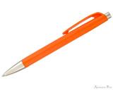 Caran d'Ache 888 Infinite Ballpoint - Orange - Profile