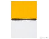 Maruman Mnemosyne N182A Notebook A5 - Graph - Open