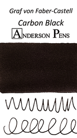 Graf von Faber-Castell Carbon Black Color Swab