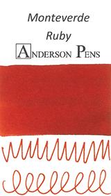 Monteverde Ruby Ink Sample (3ml Vial)