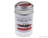 J. Herbin Terre de Feu Ink Cartridges (6 Pack)