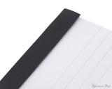 Rhodia No. 12 Staplebound Notepad - 3.375 x 4.75, Lined - Black perforations