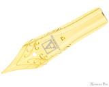 Anderson Pens #6 Steel Nib - Gold, Extra Fine