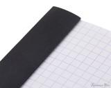Rhodia No. 13 Staplebound Notepad - A6, Graph - Black perforations