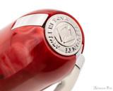 Visconti Rembrandt Fountain Pen - Red - Jewel