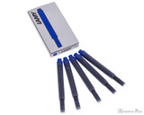 Lamy Blue Ink Cartridges (5 Pack) - Cartridges with Box
