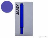 Lamy Blue Ink Cartridges (5 Pack)