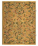 Paperblanks Ultra Journal - Gold Inlay, Lined