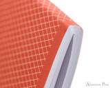 Clairefontaine 1951 Staplebound Notebook - 5.75 x 8.25, Lined - Red Coral binding