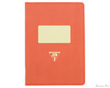 Clairefontaine 1951 Staplebound Notebook - 5.75 x 8.25, Lined - Red Coral