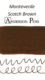 Monteverde Scotch Brown Ink Color Swab