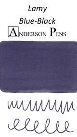 Lamy Blue-Black Ink Color Swab