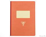 Clairefontaine 1951 Clothbound Notebook - 5.75 x 8.25, Lined - Red Coral