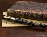 Namiki Chinkin Fountain Pen - Cherry Blossom - Closed on Paperblanks