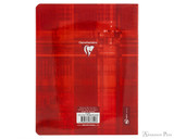 Clairefontaine Classic Staplebound Notebook - 6.5 x 8.25, Lined - Assorted Back