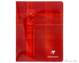 Clairefontaine Classic Staplebound Notebook - 6.5 x 8.25, Lined - Assorted Cover