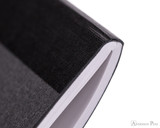 APICA CD15 Notebook - B5, Lined - Black thread binding