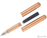 Kaweco Liliput Fountain Pen - Copper - Parted Out