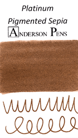 Platinum Pigmented Sepia Ink Color Swab
