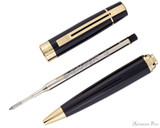 Sheaffer 300 Ballpoint - Black with Gold Trim - Parted Out