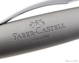 Faber-Castell Essentio Polished Fountain Pen Fine Nib - Cap Imprint