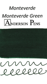 Monteverde Monteverde Green Ink Color Swab