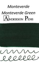 Monteverde Monteverde Green Ink Color Swab