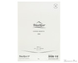 Tomoe River Loose Sheets - A4, Blank - Cream