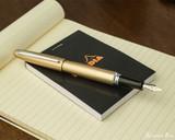 Pilot Metropolitan Fountain Pen - Gold Plain - Posted on Notebook