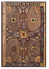 Paperblanks Midi Journal - Lindau Gospels, Lined