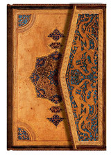Paperblanks Mini Journal - Safavid Binding Art, Lined