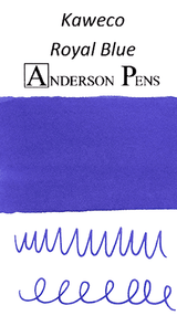 Kaweco Royal Blue Ink Swab