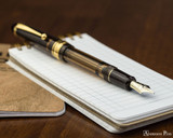 Pilot Custom 823 Fountain Pen - Amber - Posted on Notebook