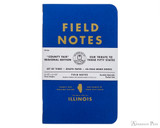 Field Notes Notebooks - County Fair, Illinois (3 Pack)
