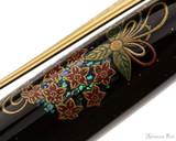 Namiki Yukari Maki-e Fountain Pen - Herb Decoration - Pattern 1
