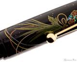Namiki Yukari Maki-e Fountain Pen - Herb Decoration - Pattern 2