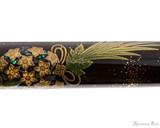 Namiki Yukari Maki-e Fountain Pen - Herb Decoration - Pattern 3