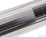 Platinum 3776 Century Fountain Pen - Nice Pur - Transparency