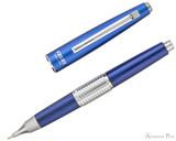 Pentel Sharp Kerry Mechanical Pencil (0.5mm) - Blue - Open