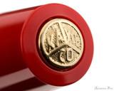 Kaweco Classic Sport Fountain Pen - Red - Cap Jewel