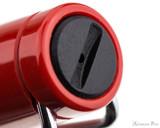 Lamy Safari Rollerball - Red - Cap Jewel